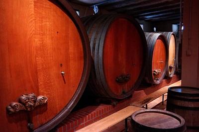Wijnkelder Aime Stentz