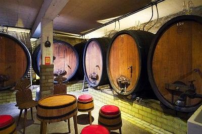 Wijnkelder Les Funambules