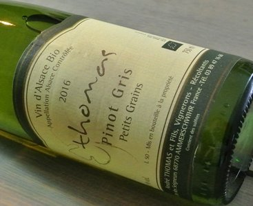 Andre Thomas Pinot Gris