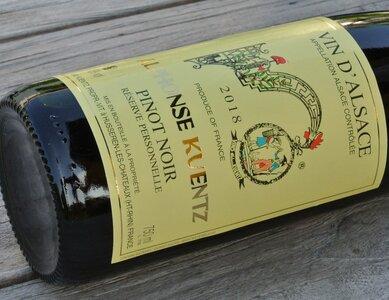 Pinot Noir Rouge Alphonse Kuentz
